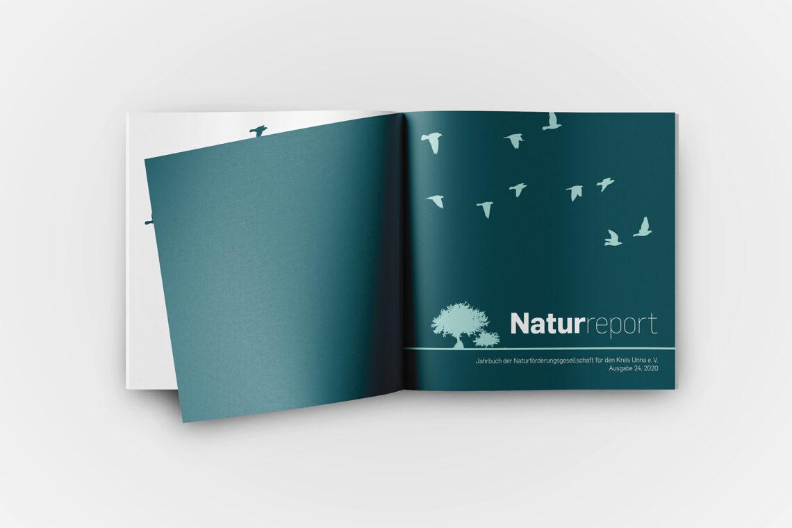 Buch Naturreport