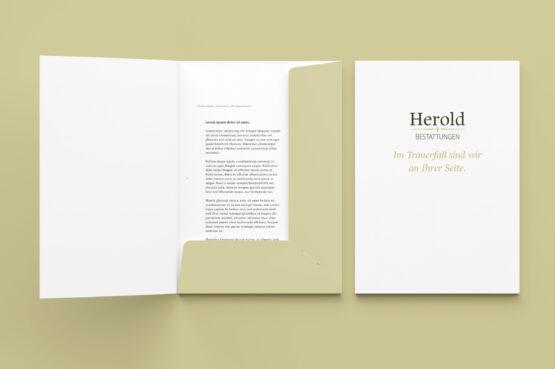 Herold Mappe