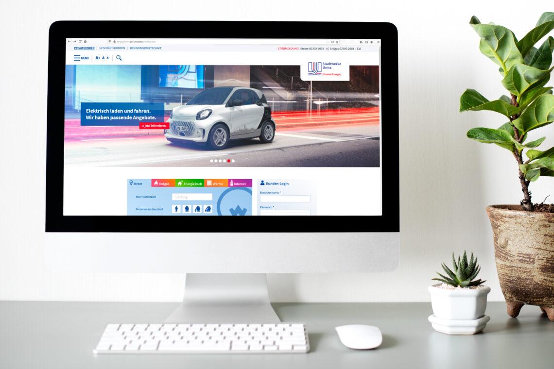 SWU Homepage Mac